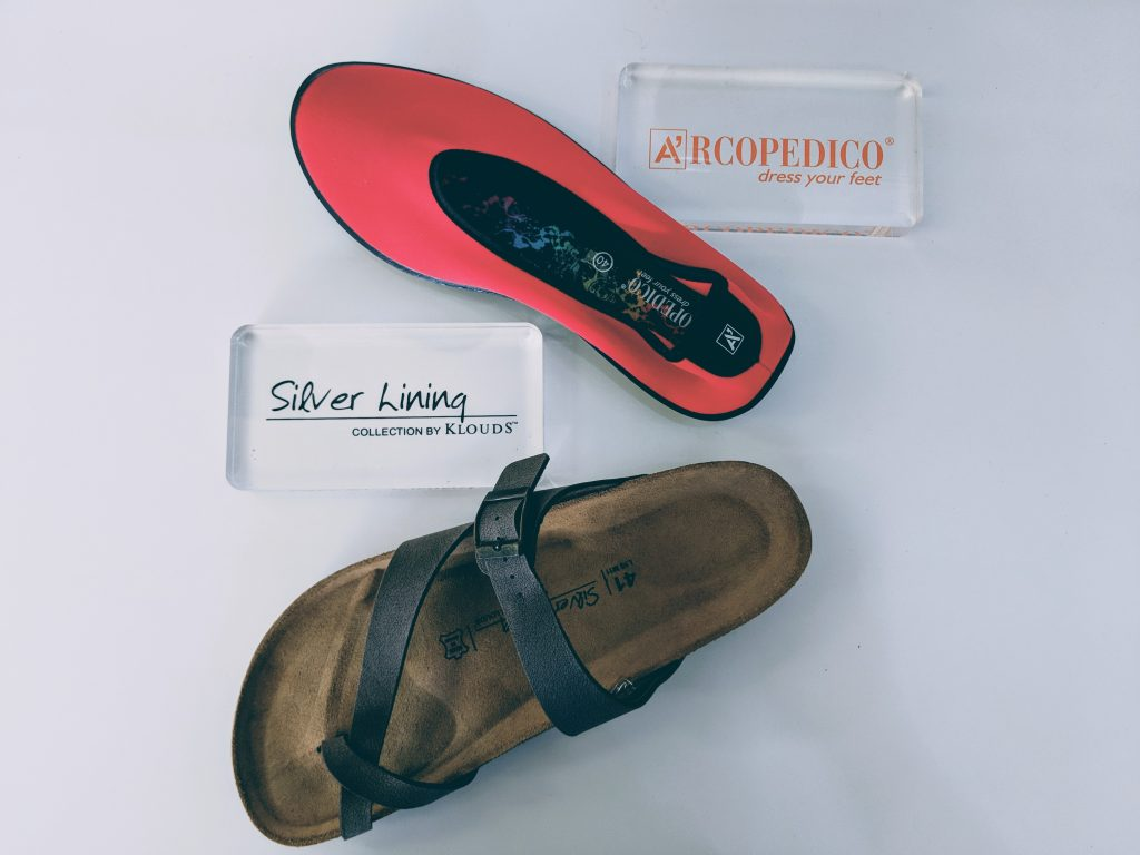 Introducing Silver Lining & A'RCOPEDICO