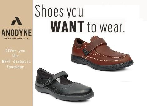 Anodyne Footwear Has Arrived